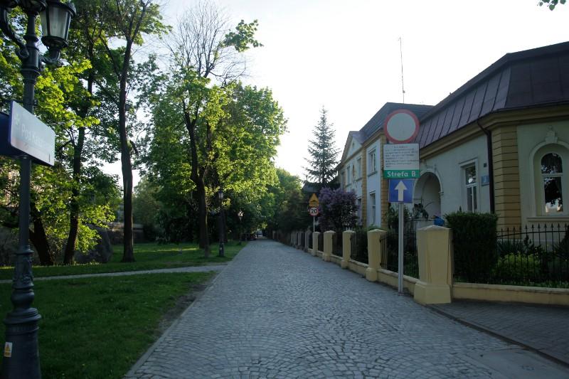 Aleja Pod Kasztanami Rzeszów