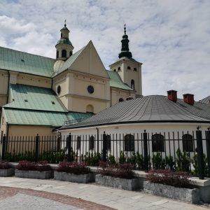 Bazylika Mniejsza w Rzeszowie - Kościół oo. Bernardynów