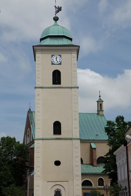 Dzwonnica Kościoła Farnego w Rzeszowie