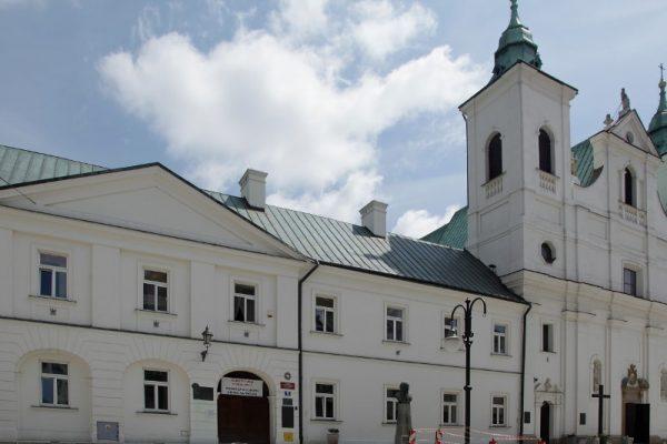 Kościół Świętego Krzyża - Konwent Popijarski ul. 3go Maja Rzeszów