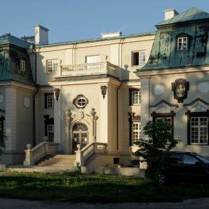Letni Pałac Lubomirskich Rzeszów