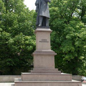 Pomnik Adama Mickiewicza Rzeszów