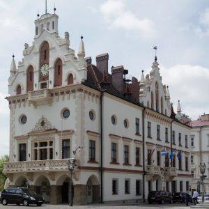 Ratusz - Rynek Rzeszów