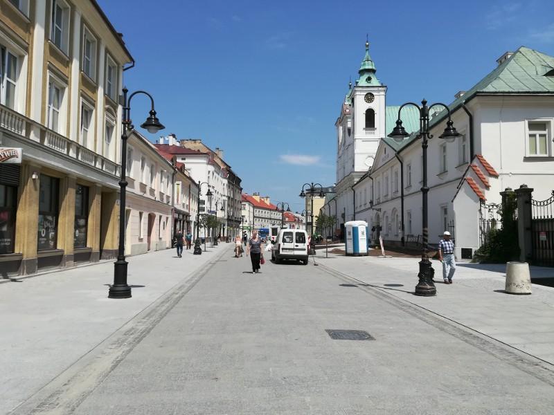 ulica 3go Maja w Rzeszowie - Paniaga, Pańska