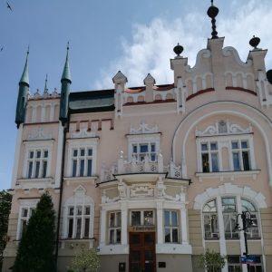 Gmach PKO - ulica 3go Maja w Rzeszowie